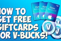 How to Buy VBucks with an Apple iTunes Gift Card