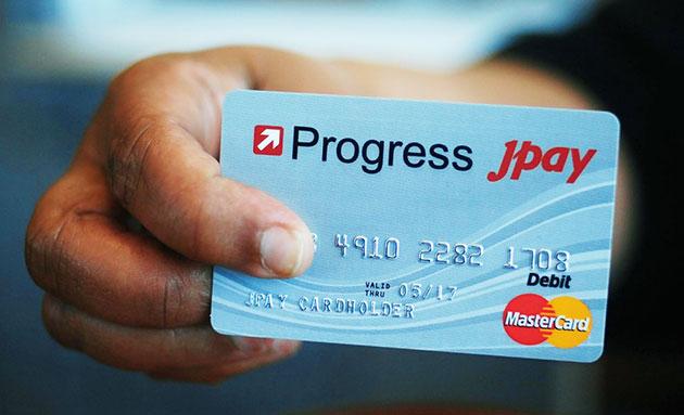 JPay Card