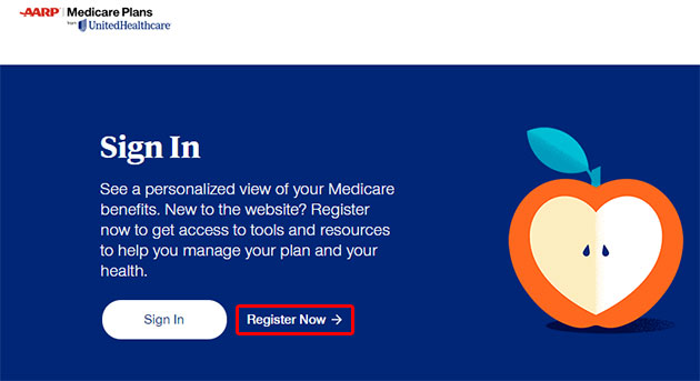 Myaarpmedicare Portal Register