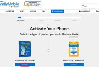 Walmart Family Mobile Login