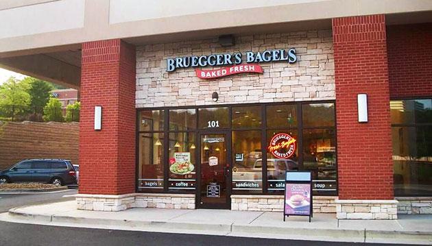 Brueggers Bagels www.tellbrueggers.com