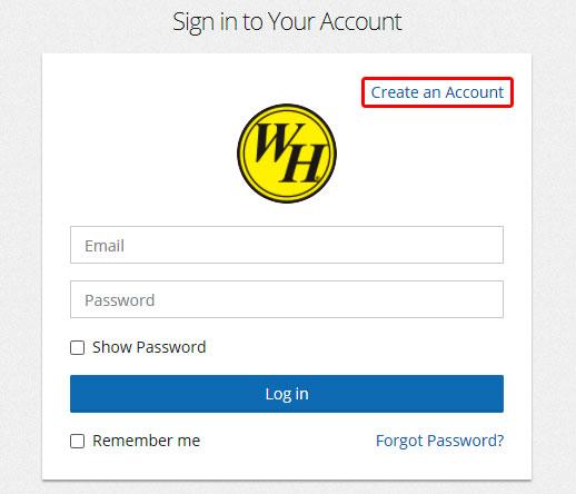 Mywafflehouse Registration