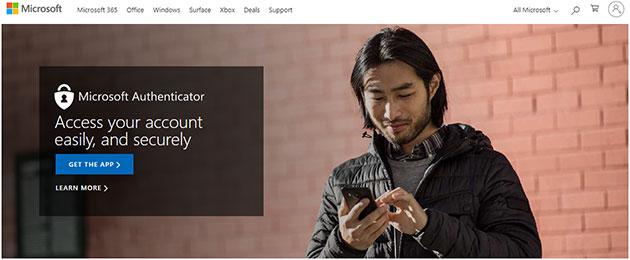Download Authenticator App