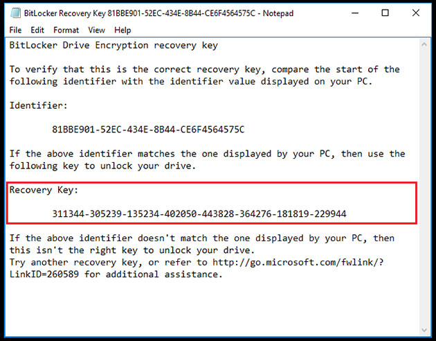Microsoft Recovery Key at Aka.msrecoverykeyfaq
