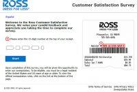 Rosslistens Survey Online at www.rosslistens.com