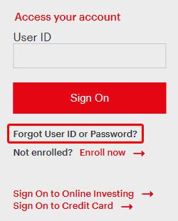 Union Bank Forgot Password