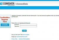 ComData Card Login at www.cardholder.comdata.com