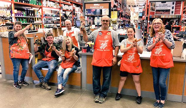 Home Depot Employee Discounts