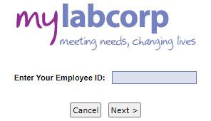 MyLabCorp Forgot Password at www.mylabcorp.com