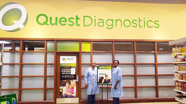 Quest Diagnostics Survey Rewards
