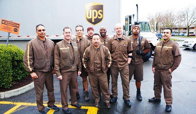 UPS Employee Benefits and Perks